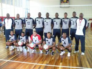 Norandy onderdeel van de selectie Caribbean Cup in Suriname