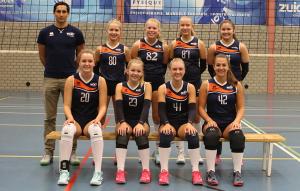 Dames 5 seizoen 2019-2020