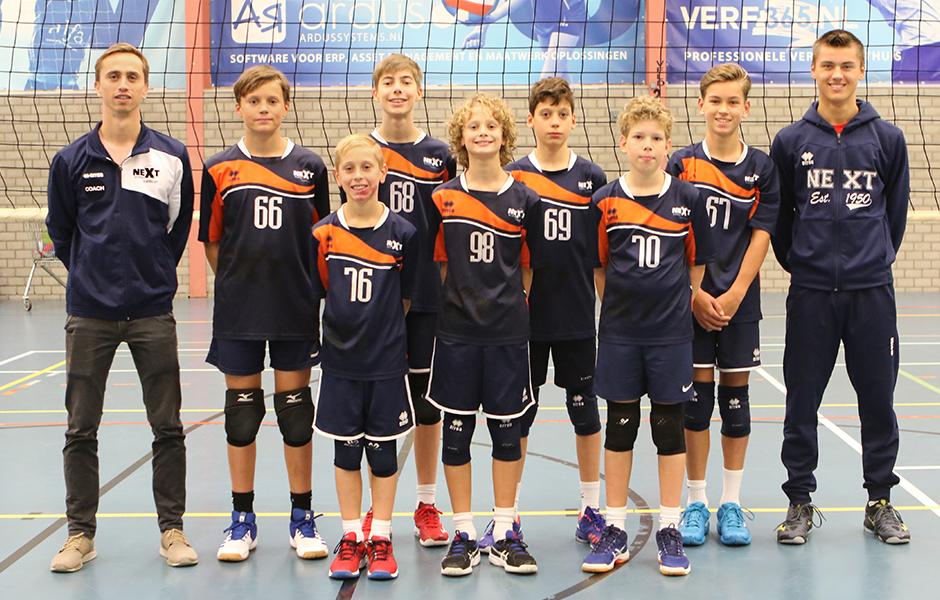 Jongens C1 seizoen 2019-2020