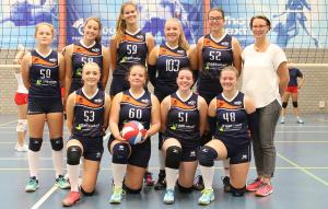 Meisjes A2 seizoen 2019-2020