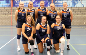 Meisjes A3 seizoen 2019-2020