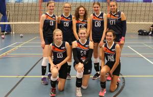 Meisjes B3 seizoen 2019-2020