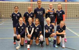 Meisjes C2 seizoen 2019-2020