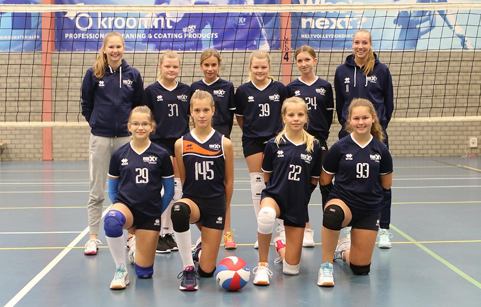 Meisjes C3 seizoen 2019-2020
